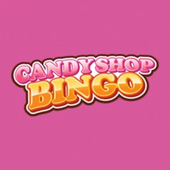 Candy Shop Bingo logotipas