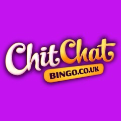 Chit Chat Bingo logotipas